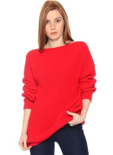 Glamorous Bluz Kırmızı
